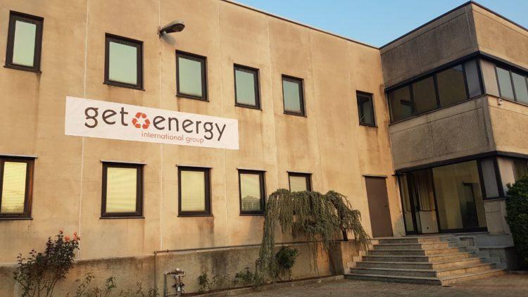 Sede di Get Energy Prime Italia